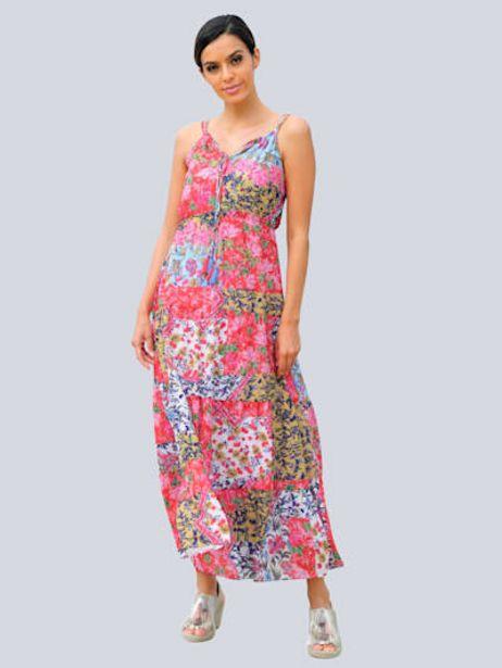 Strandkleid mit Patchworkdruck für 34,95€