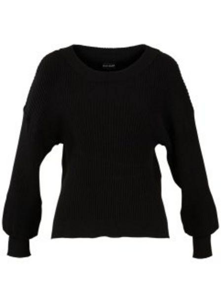Pullover mit Ballonärmel für 19,99€