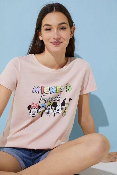 Mickey's Friends T-shirt für 7,99€