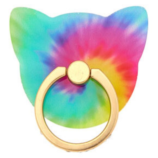 Tie-Dye Cat Ring Stand für 2,25€