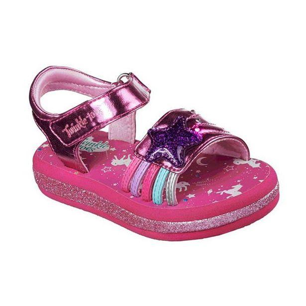 Skechers Mädchen Sandalen Twinkle Toes Sunnies für 22,8€