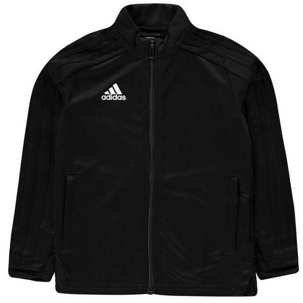 Adidas Jungen Jacke Tracksuit für 18€