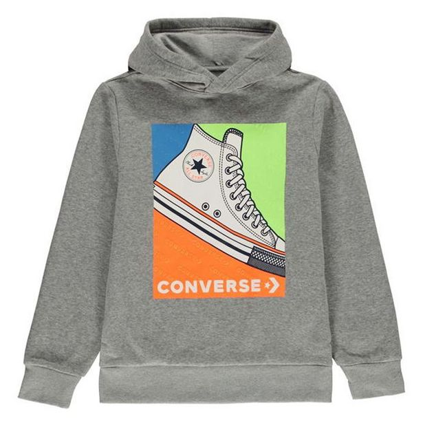 Converse CBI Sneaker Hoodie Junior Boys für 22,8€