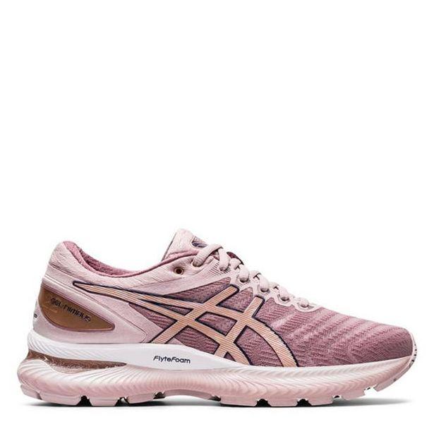 Asics GEL Nimbus 22 Ladies Running Shoes für 129,6€