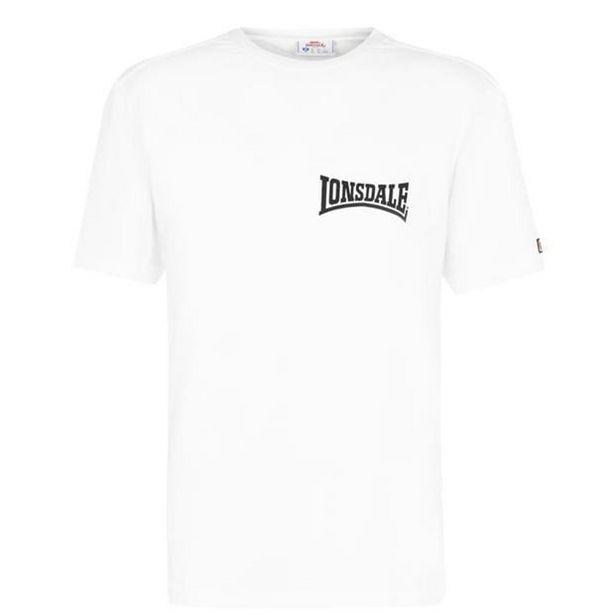 Lonsdale Herren T-Shirt Japan für 7,2€