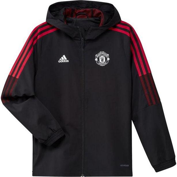 Adidas Manchester United Presentation Jacket 2021 2022 Junior für 47,99€