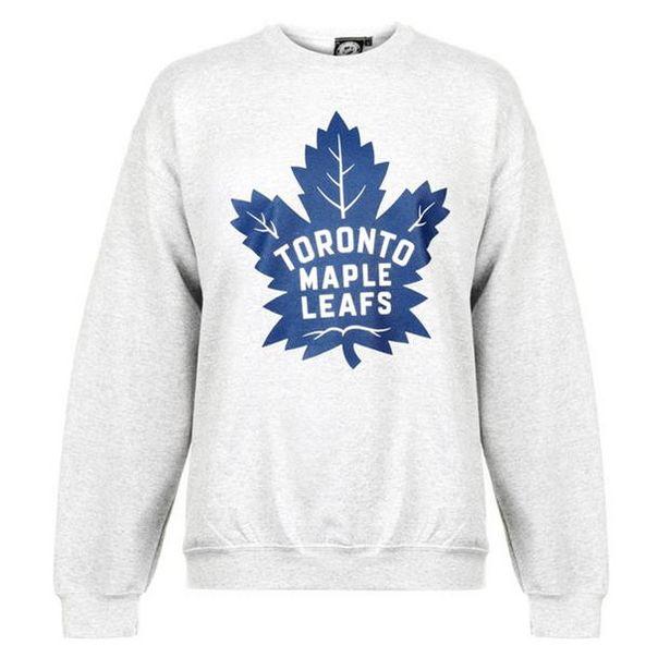 NHL Logo Crew Sweater Mens für 18€