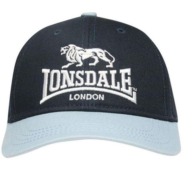 Lonsdale Kinder TT Kappe für 3,6€