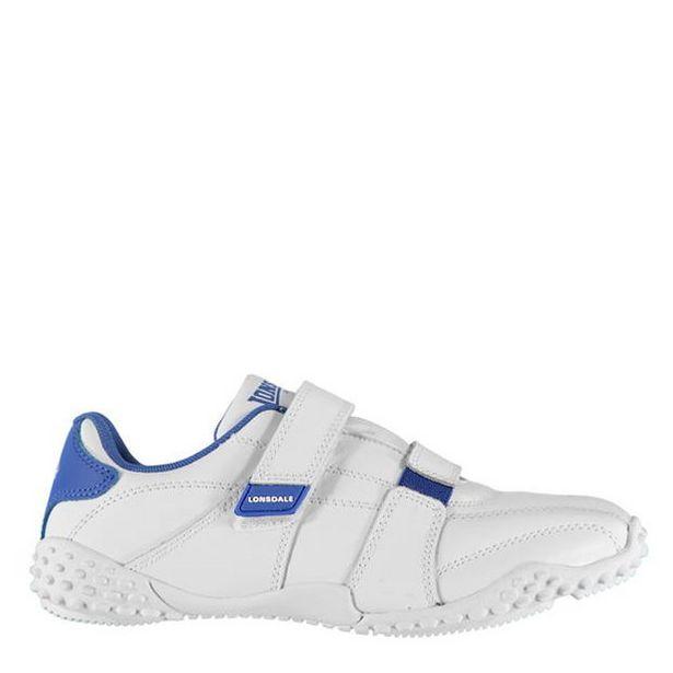 Lonsdale Kinder Schuhe Fulham für 16,2€