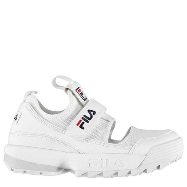 Fila Disruptor Ladies Half Sandals für 40,2€