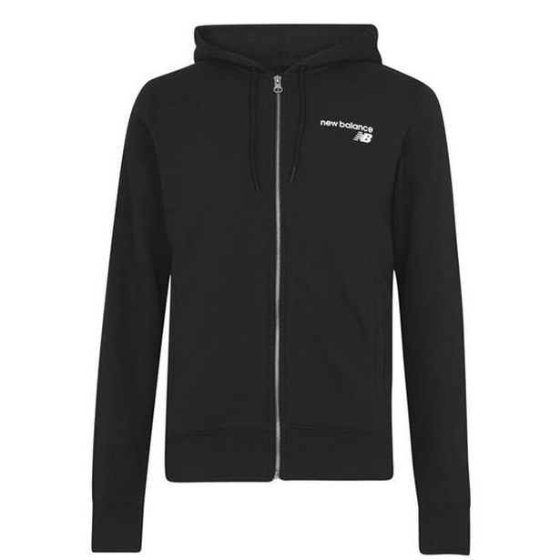New Balance Balance Full Zip Athlgrey Sweater für 35,99€