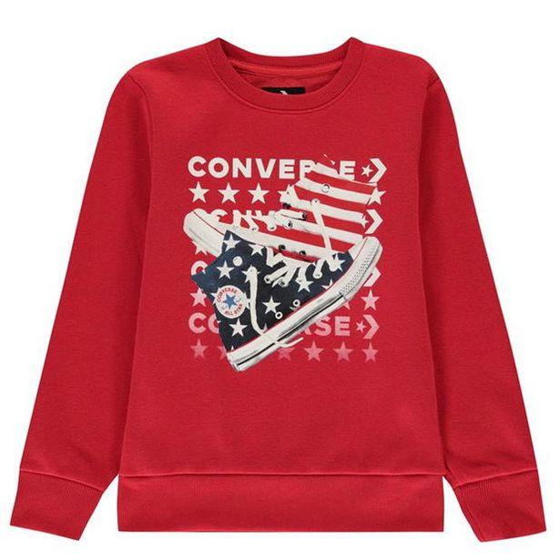 Converse Am Crew Sweater für 21,6€