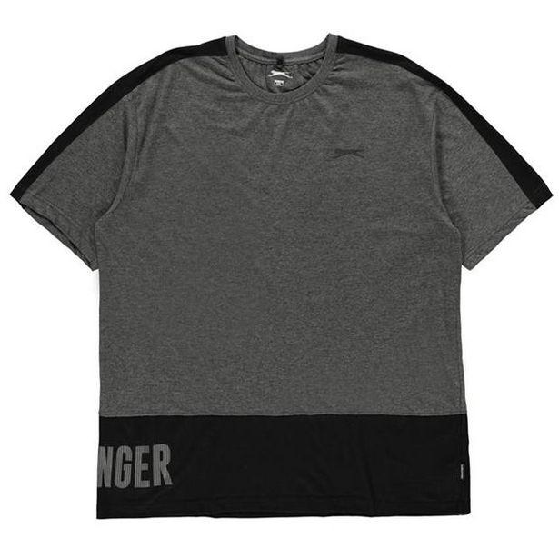 Slazenger Herren T-Shirt Lawton für 10,8€