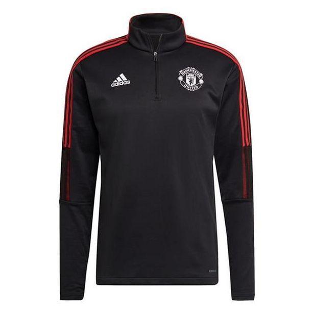 Adidas Manchester United Warm Training Top 2021 2022 Mens für 68,39€