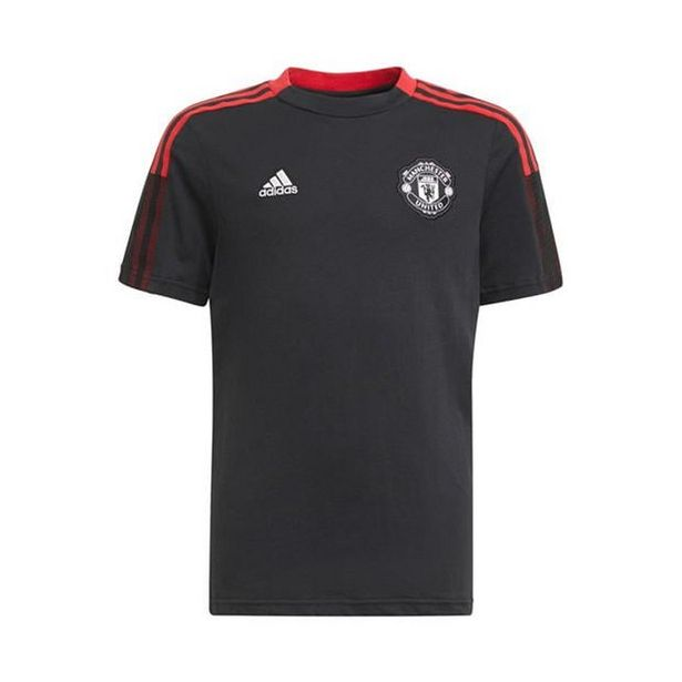 Adidas Manchester United T Shirt 2021 2022 Junior für 23,99€