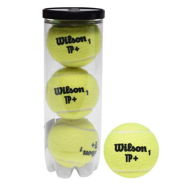 Wilson TP Tennis Balls für 3,6€