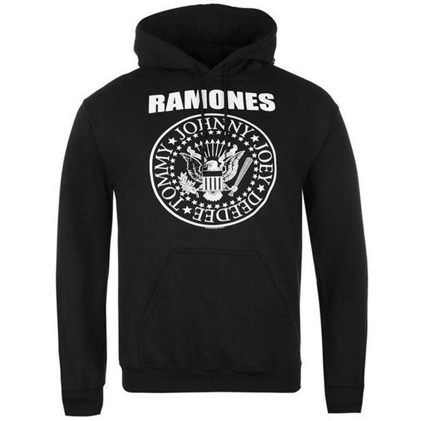 Official Erwachsenen Kapuzensweater Band Ramones für 29,99€