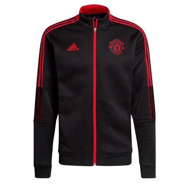 Adidas Manchester United Anthem Jacket 2021 2022 Mens für 71,99€