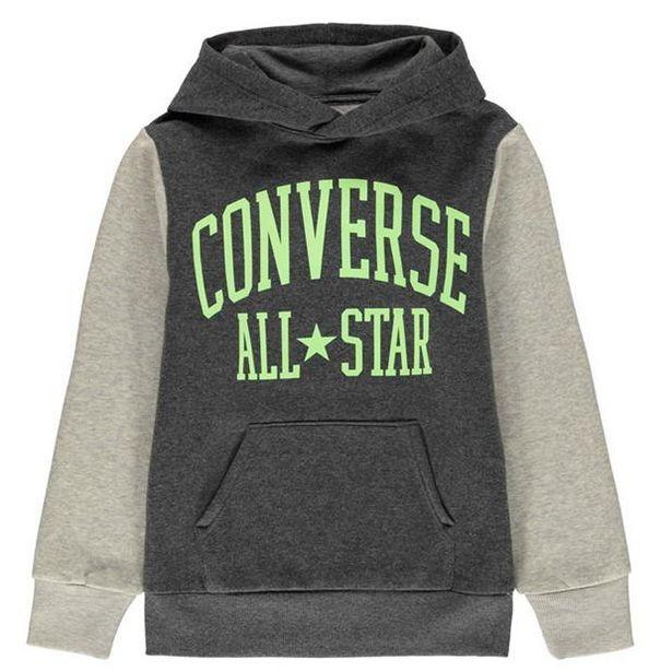 Converse Block Sweater Junior Boys für 22,8€