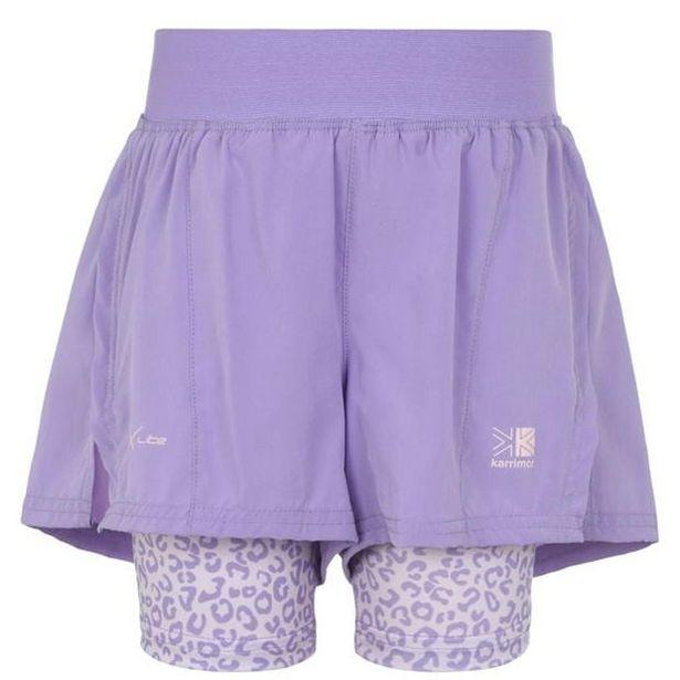 Karrimor Mädchen 2in1 Shorts für 2,99€