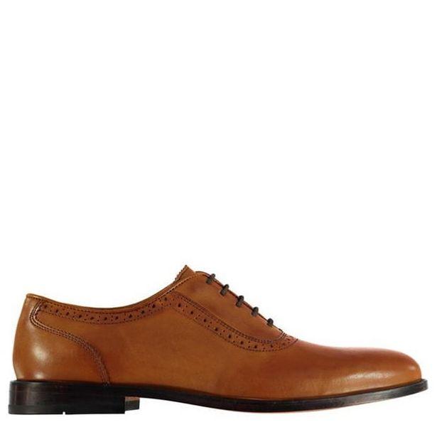 Firetrap Herren Blackseal Schuhe Maltby für 29,99€