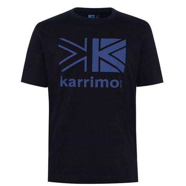 Karrimor Karrimor Eco Era Large Logo T Shirt Mens für 8,4€