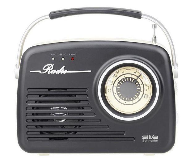 Radio Mono 1965 Schwarz für 29,95€