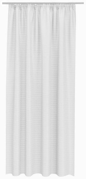 Vorhang mit Band Ben B: 135cm, Beige für 8,99€