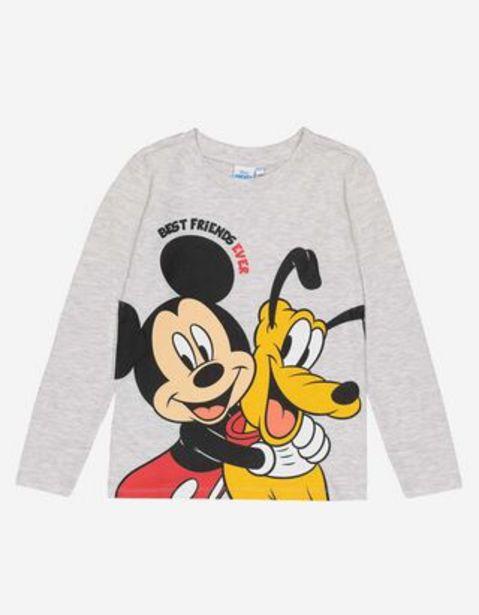 Jungen Langarmshirt - Mickey Mouse für 7,99€