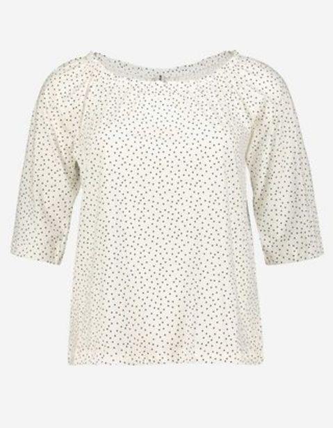 Damen Shirt - Gepunktet für 9,99€