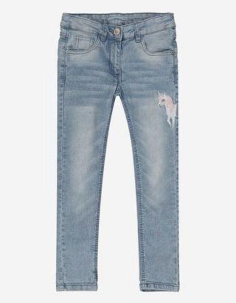 Mädchen Jeans - Skinny Fit für 13,99€
