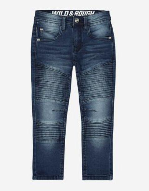 Jungen Jeans - Rippenstruktur für 16,99€