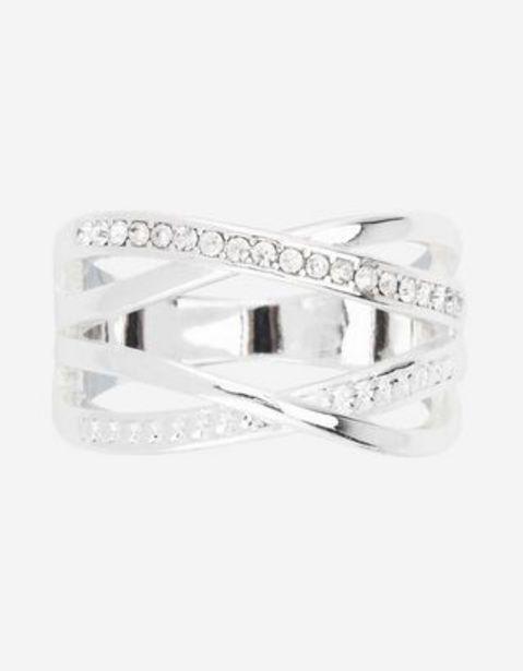 Damen Ring - Ziersteine für 4,99€
