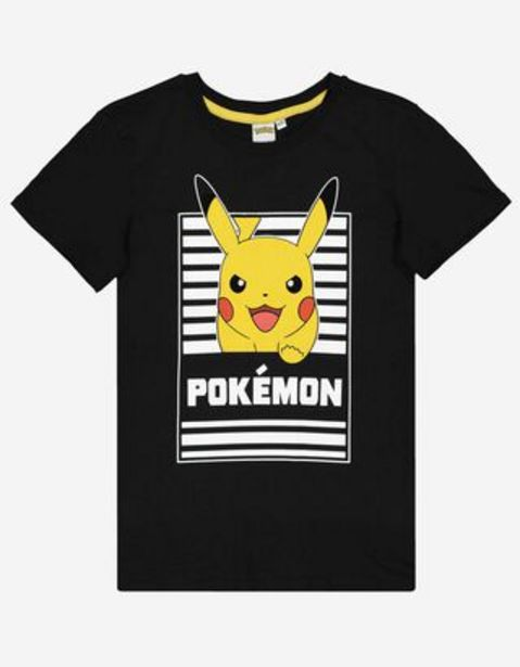 Jungen T-Shirt - Pokémon für 9,99€