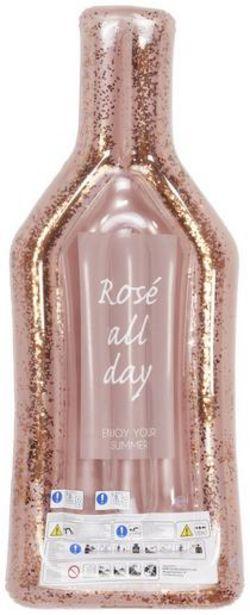Luftmatraze All Day Rose in Rosa für 25€