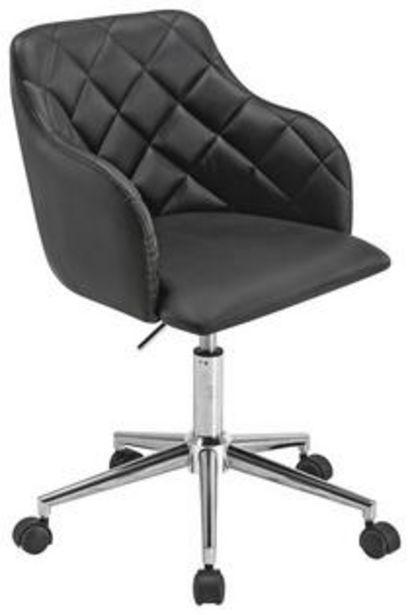 Drehstuhl in Schwarz für 89,9€
