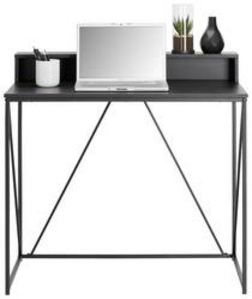 Schreibtisch in Schwarz für 45€