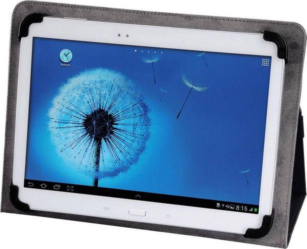 """Hama Tablet Tasche, universal Passend für Display-Größe=20,3 cm (8"""") BookCase  Schwarz für 19,99€"""