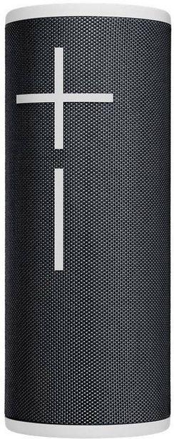UE ultimate ears BOOM 3 Bluetooth® Lautsprecher Schockresistent, Staubfest, Wasserfest Schwarz, Grau für 126,99€