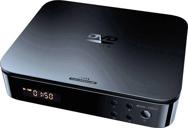 Arcom DVD-180 DVD-Player  Schwarz für 34,99€