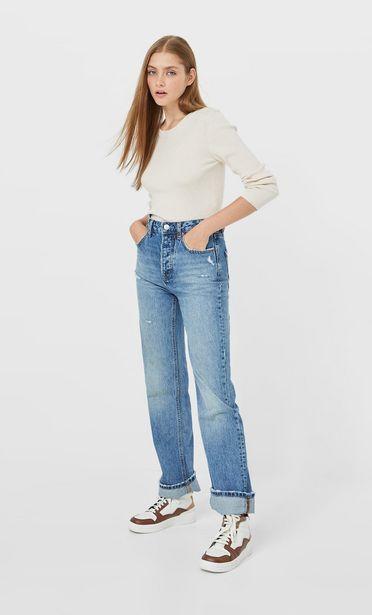 Pullover mit Rundausschnitt für 12,99€