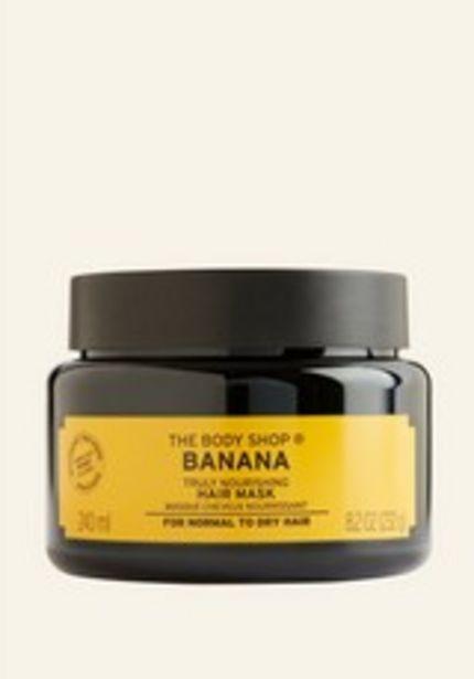 Banana nährende Haarmaske für 16€