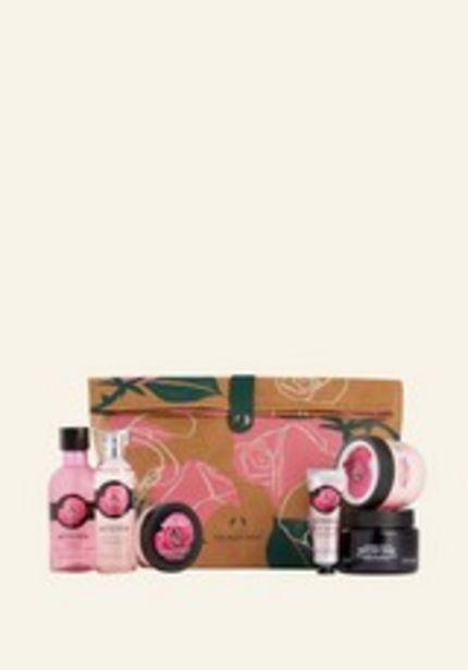 Glowing British Rose Ultimate Geschenkbeutel für 60€