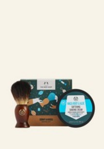 Scruff & Kisses Shaving Geschenkset für 25€