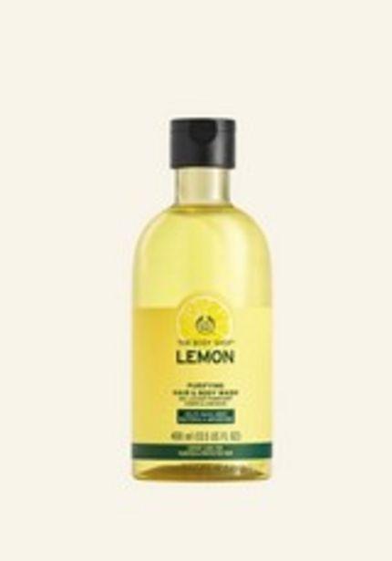Lemon Purifying Haar-& Körperpflege für 12€