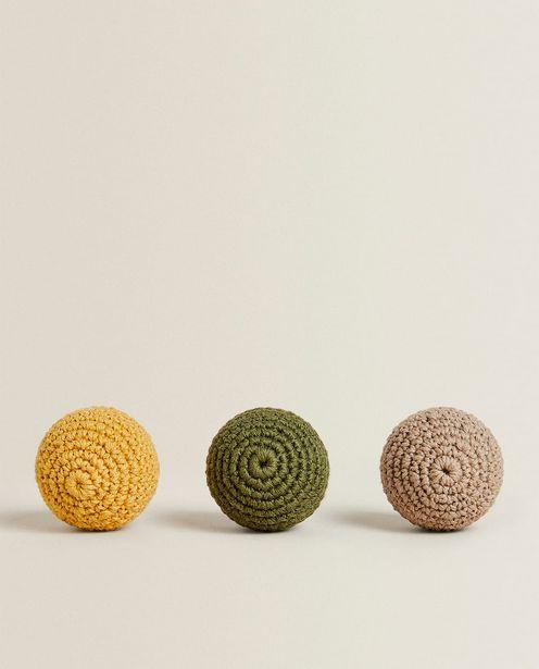 Spielzeug Mit Schellen (3Er-Pack) für 11,99€