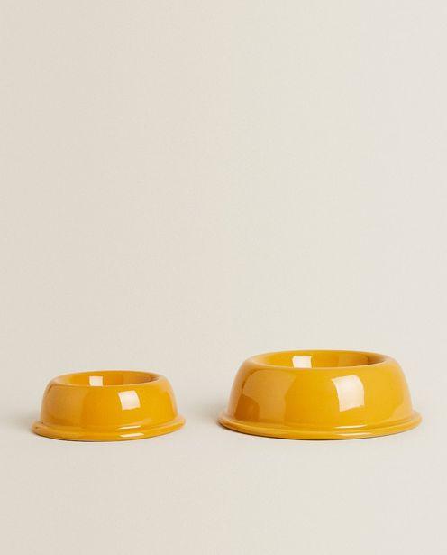 Futter-/wassernapf Aus Keramik Für Haustiere für 15,99€