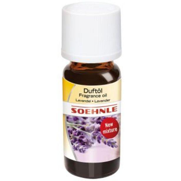 Duftöl Lavendel für 4€