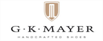 Logo G.K. Mayer Shoes
